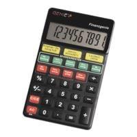 GENIE Pocketrechner »Finanzgenie«