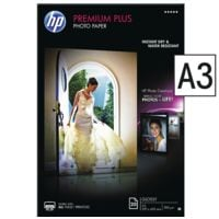 HP Fotopapier »HP premium plus« A3 20 Blatt