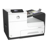 HP Tintenstrahldrucker PageWide Pro 452dw, A4 Farb-Tintenstrahldrucker, 1200 x 1200 dpi, mit WLAN und LAN