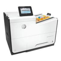 HP Tintenstrahldrucker PageWide Enterprise Color 556dn, A4 Farb-Tintenstrahldrucker, 1200 x 1200 dpi, mit LAN