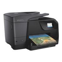HP Multifunktionsdrucker »HP Officejet Pro 8710 e-All-in-One«