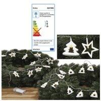LED Lichterkette »Stern« batteriebetrieben