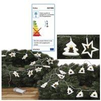 LED Lichterkette »Tanne« batteriebetrieben