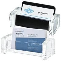 Wedo Visitenkartenhalter »acryl exklusiv«