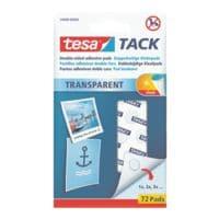 tesa Doppelseitige Klebepads »Tack« 59408