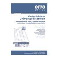 OTTO Office 4800er-Set Universal-Klebeetiketten