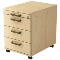OTTO Office Premium Rollcontainer »OTTO Office Line IV« mit klassischen Schubladen