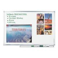 Legamaster Whiteboard emailliert, 240x120 cm
