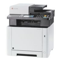 Kyocera Multifunktionsdrucker »ECOSYS M5526cdn«