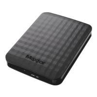 Maxtor M3 Portable 4 TB, externe HDD-Festplatte, USB 3.0, 6,35 cm (2,5 Zoll)