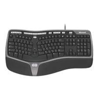 Microsoft Kabelgebundene Tastatur »Natural Ergonomic Keyboard 4000«