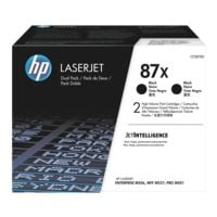 HP 2er-Pack Druckkassette »HP CF287XD«