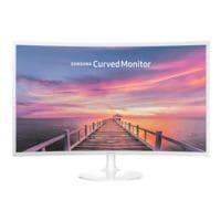 Samsung C32F391FWU LED Werbedisplay, 80,1 cm (31,5''), 16:9, Full HD, HDMI, DisplayPort, 3,5-mm-Stecker