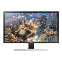 Samsung U28E590D LED Monitor, 71,12 cm (28''), 16:9, Ultra HD (4K), HDMI, DisplayPort, 3,5-mm-Stecker