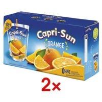 2x Fruchtsaftgetränk »Capri-Sun Orange«