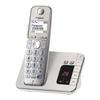 Panasonic Schnurloses Telefon »KX-TGE220GN«