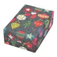 Geschenkpapier »Vianoce« 50cm x 20m