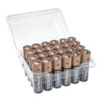 Duracell 24er-Pack Batterien »PLUS« Mignon / AA / LR06