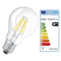 Osram LED- Lampe »Retrofit Classic A« - 6 W