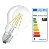 Osram LED- Lampe »Retrofit Classic A« - 4 W
