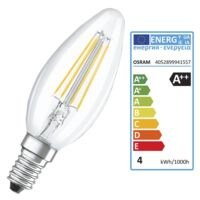 Osram LED- Lampe »Retrofit Classic B«