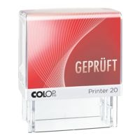 Colop Textstempel »Printer 20/L Geprüft«