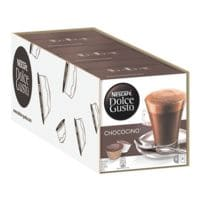 Nescafe 3 Packungen Kaffeekapseln »Dolce Gusto® Chococino«