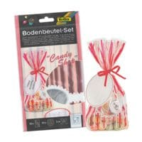 folia Bodenbeutel-Set »CANDY SHOP«