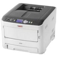 OKI C612DN Laserdrucker, A4 Farb-Laserdrucker, 1200 x 600 dpi, mit LAN