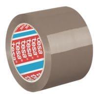 Packband tesa PP 4195, 75 mm breit, 66 Meter lang - leise abrollbar