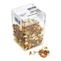 OTTO Office Reißnägel, goldfarben - 750 Stück