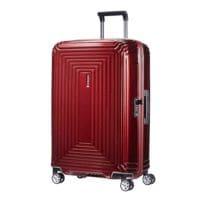 Samsonite 4-Rollen-Trolley »Neopulse« 69 cm metallic red