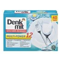 Denkmit Geschirr-Reiniger-Tabs »Multi-Power 12«