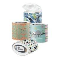 Soft & Sicher Taschentücher-Box Oval