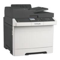 Lexmark Multifunktionsdrucker »CX317dn«