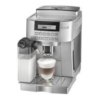 De Longhi Kaffeevollautomat »ECAM 22.366.S Magnifica S Cappuccino«