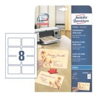 Avery Zweckform Visitenkarten C32024-10