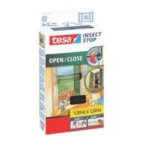 tesa Fliegengitter zum Öffnen und Schließen »Insect Stop OPEN / CLOSE« 130x150 cm 55033