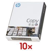 10x A4 HP Copy - 5000 Blatt gesamt, 80g/qm