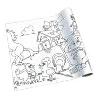 Kreative Malrolle »Bauernhof«