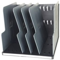 EXACOMPTA Ablage »Modulotop Ecoblack Sorter«