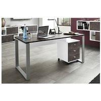 Germania-Werke Möbel-Set »Altino« 2-teilig, Schreibtisch mit Rollcontainer