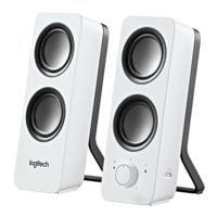Logitech Multimedia-Lautsprecher »Z200« weiß (980-000811)