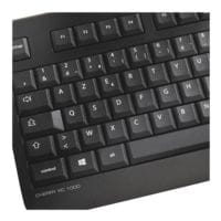 Cherry Kabelgebundene Tastatur AZERTY »KC 1000«