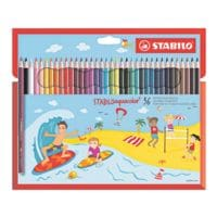 Stabilo 36er-Pack Buntstifte »aquacolor«