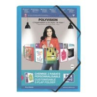 Oxford Eckspannermappe A4 »polyvision«