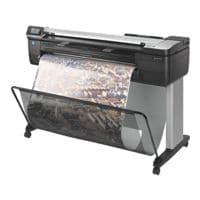 HP DesignJet T830 Tintenstrahldrucker, Sonderformat Farb-Tintenstrahldrucker, 2400 x 1200 dpi, mit LAN und WLAN