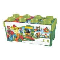 LEGO Große Steinbox 10572, 65-teilig