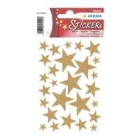 Herma Weihnachts-Sticker »Sterne Glittery«