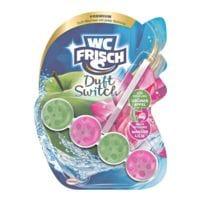 WC FRISCH WC-Reiniger und Duftspüler »Switch« grüner Apfel und Wasserlilie